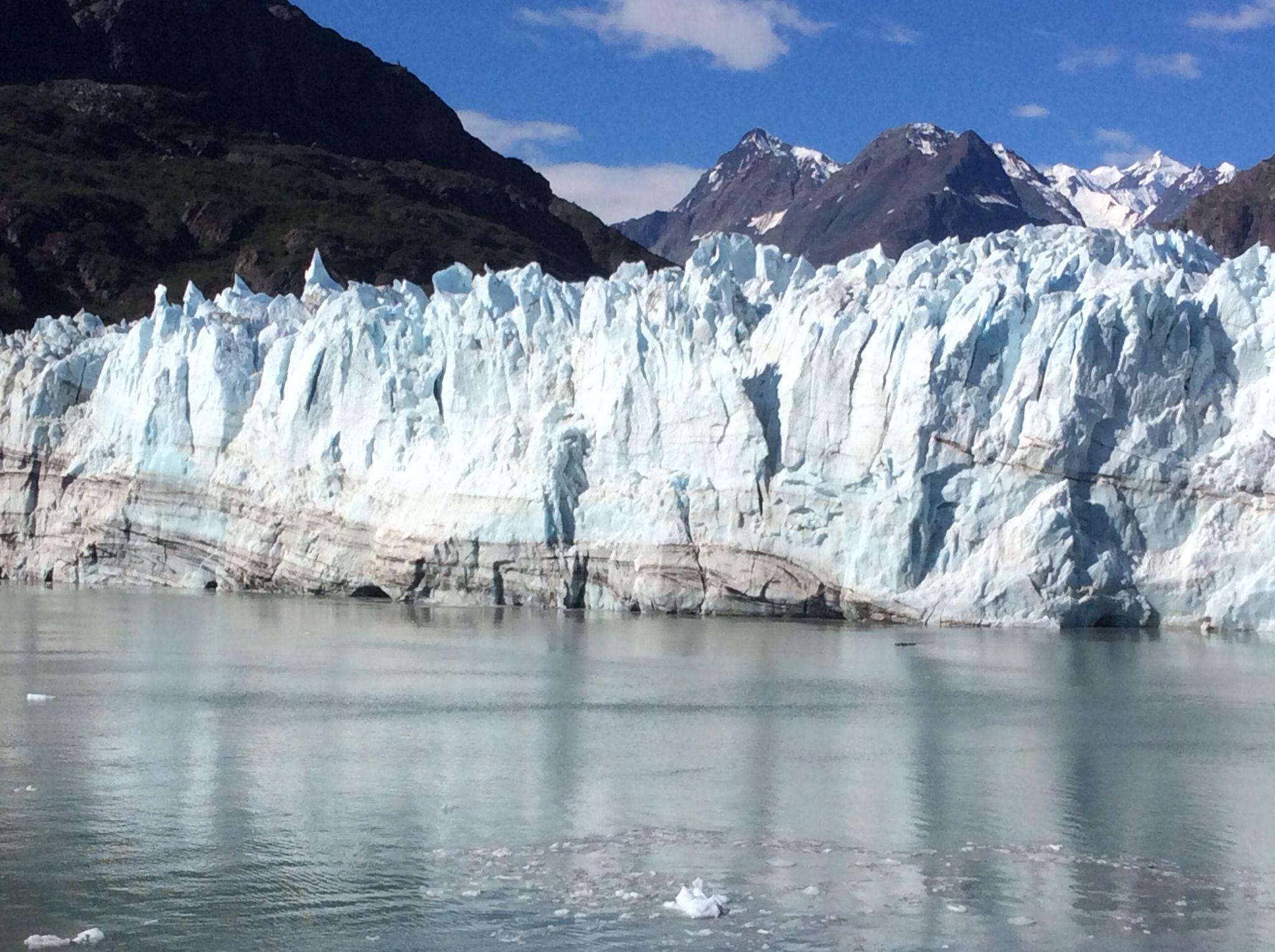 Glacier Bay Large Marg Alaska 2015 Photo by Helen Gordon