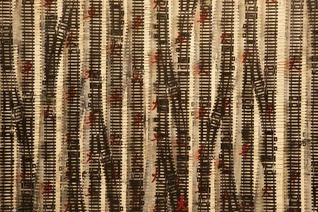 Oil Painting China Pattern At The Robert T Matsui U S