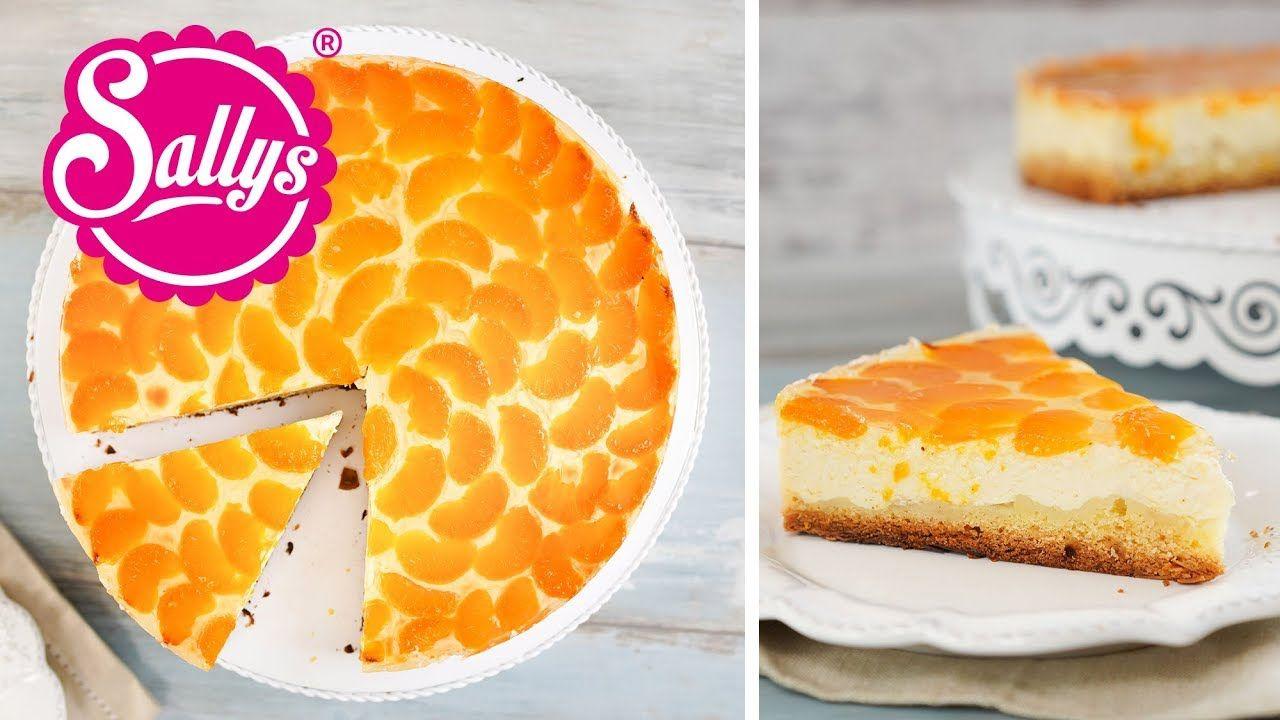 Mandarinen Schmand Kuchen Mit Vanille Genialem Guss Kuchen