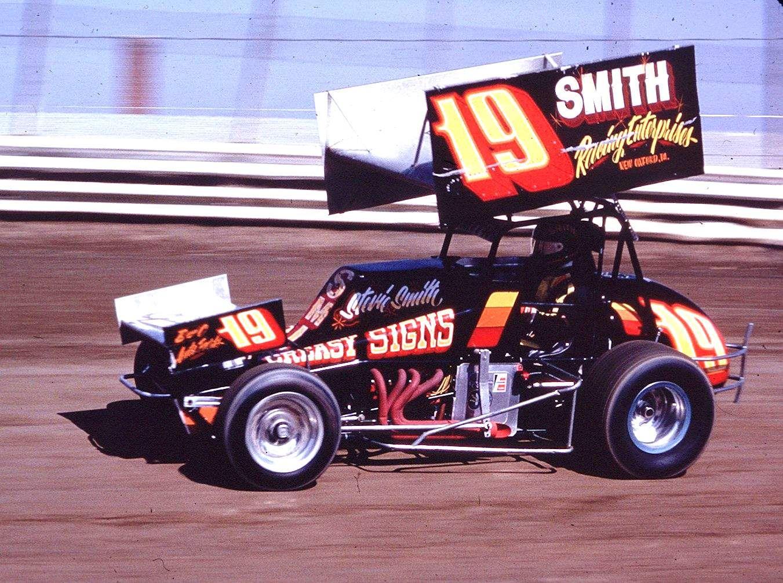 1991 Steve Kinser Steve Kinser Pinterest Dirt Track Cars