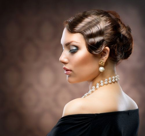 Old Fashioned Wedding Hairstyles: 31 Vintage Hairstyles That Are Totally Hot Right Now