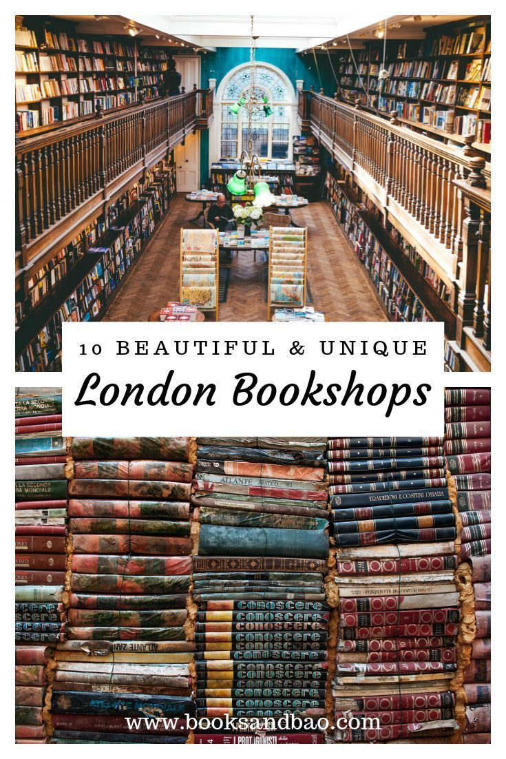 Each of these ten bookshops has something uniquely wonderful about it, and deserves your time, love, and dedication. Support them, show them you care, and buy their books. The world of literature would not be as rich, diverse, and wonderful as it is without them. These are the 10 best independent bookshops in London. #londonbookshops #bookshop #bookstore #londonguide #londonaesthetic #booklovers #londontravel #londonphotography #secretlondon #london #uktravel #books #cityguide #bestbookstores