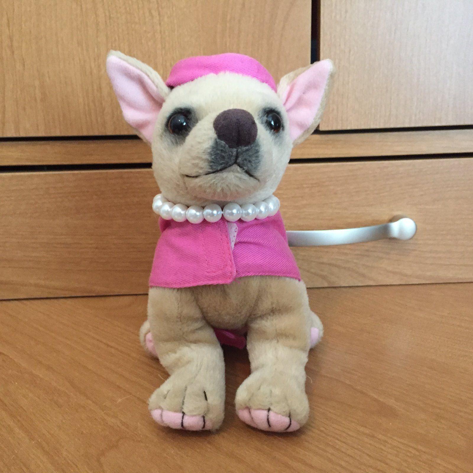 Applause 2003 Chihuahua Plush Dog Bruiser Legally Blonde 2 Stuffed ...