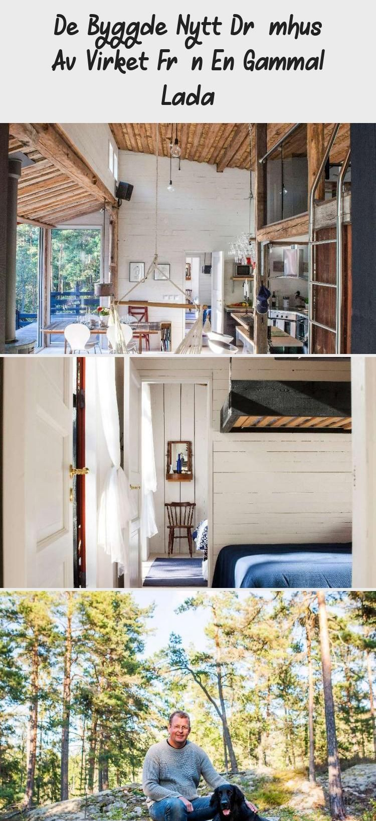 They Built New Dream House Of The Wood From An Old Barn – Inter …