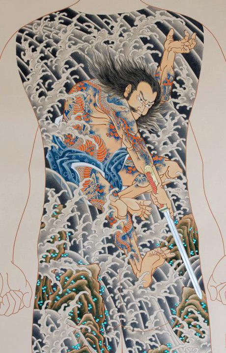Artist Ichibay Japanese Art Ink Japanese Tattoo Traditional Japanese Tattoos