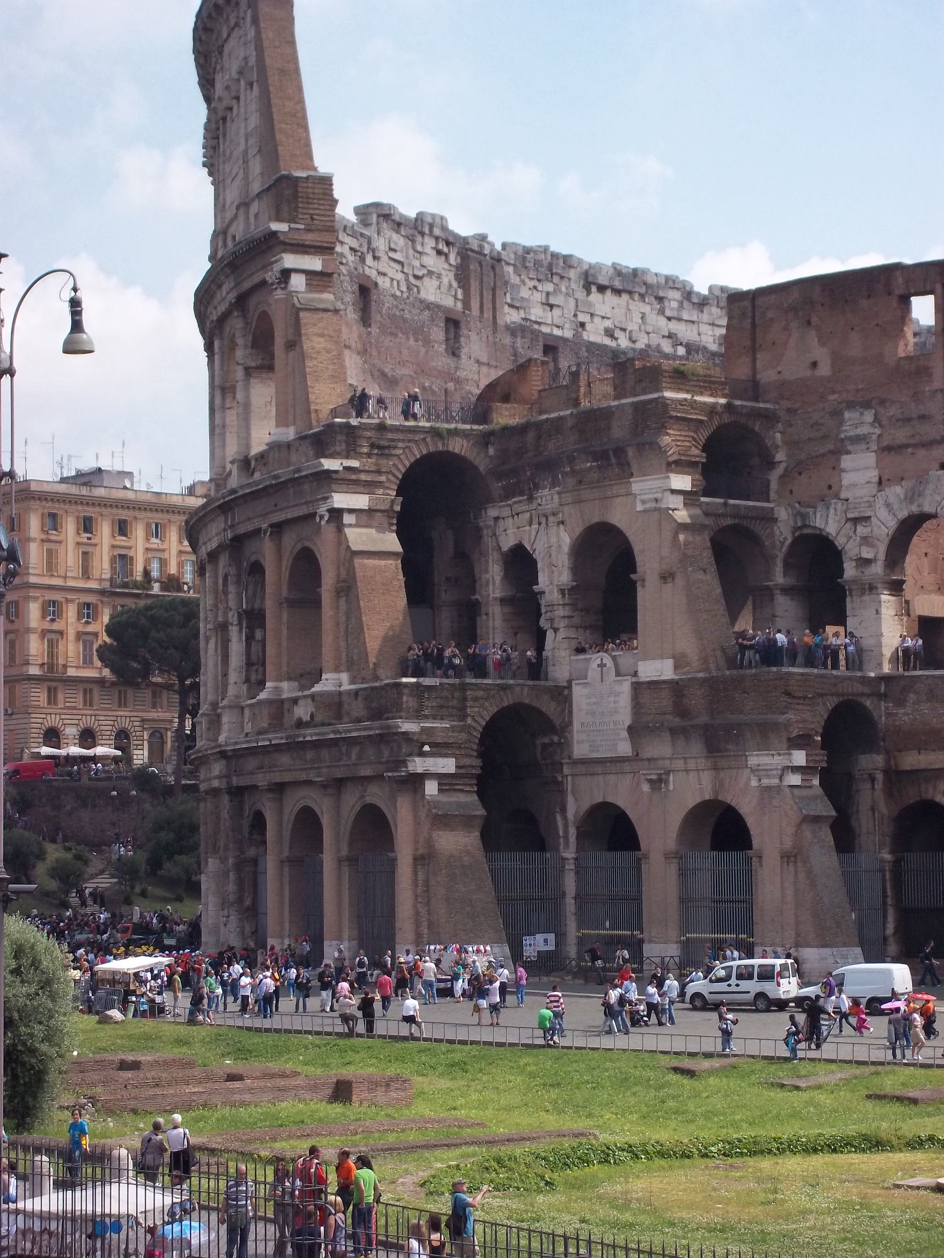4. A blast from the past... Ancient Rome!  #monogramsvacation