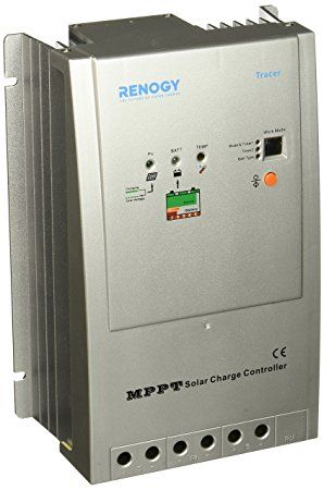 Renogy 40 Amp Mppt Charge Controller Solar Panel Cost Solar Panels For Home Solar Panels For Sale