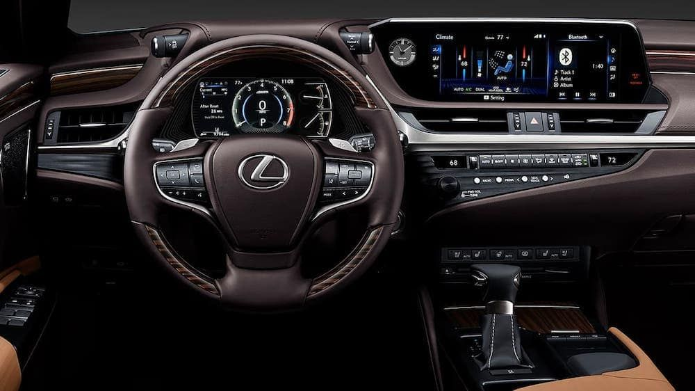 Perfect 2019 Lexus Es 350 Interior Colors And Description Lexus Es Lexus Lexus 350