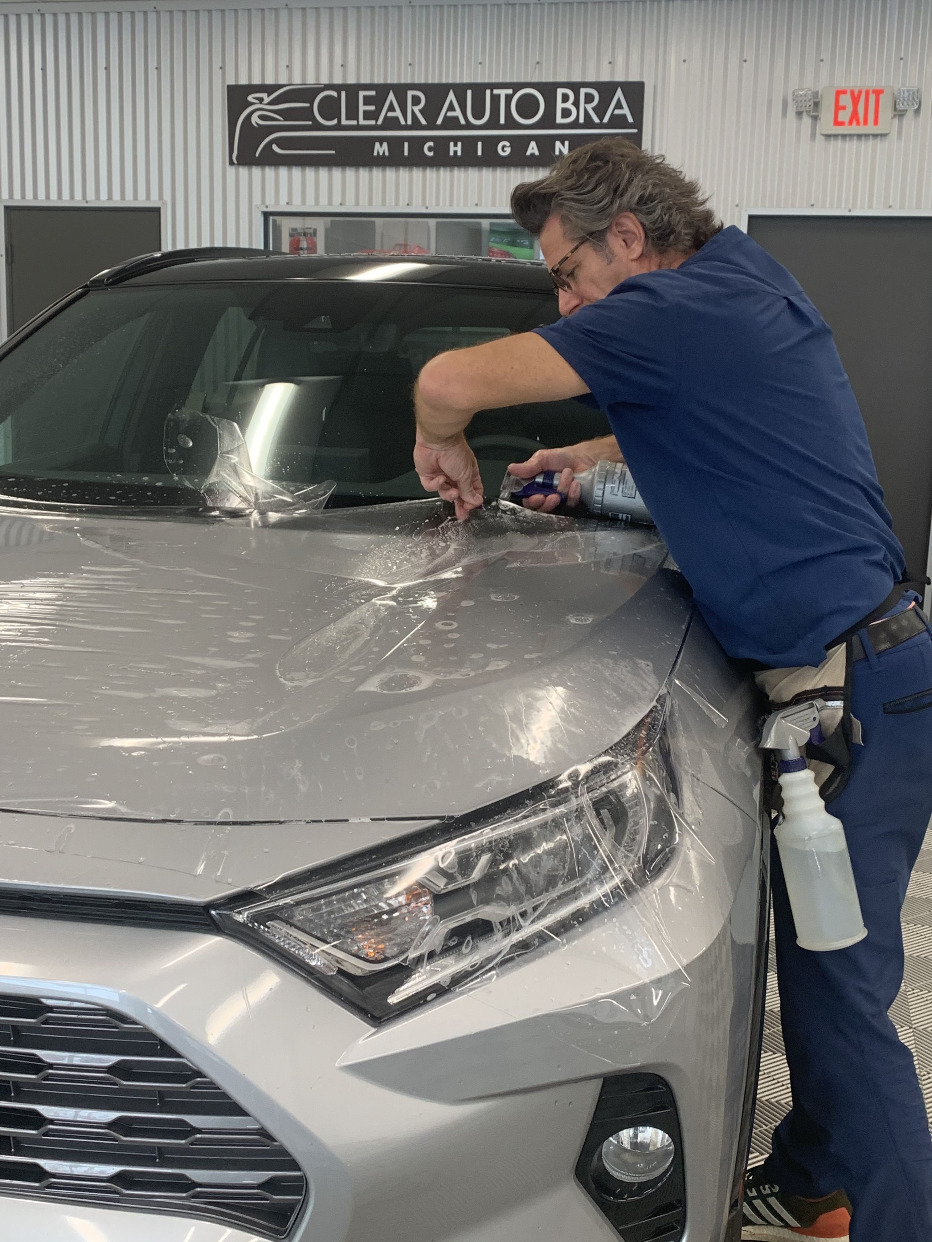 Professional installer (With images) Paint protection
