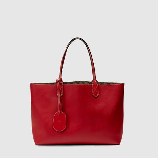 d5bfbcf447e Gucci Reversible GG leather tote