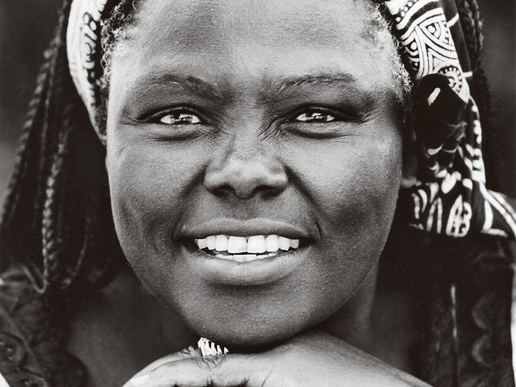 """""""I will be a Hummingbird - I will do the best I can""""  Prof. Wangari Maathai. Bless your soul <3"""
