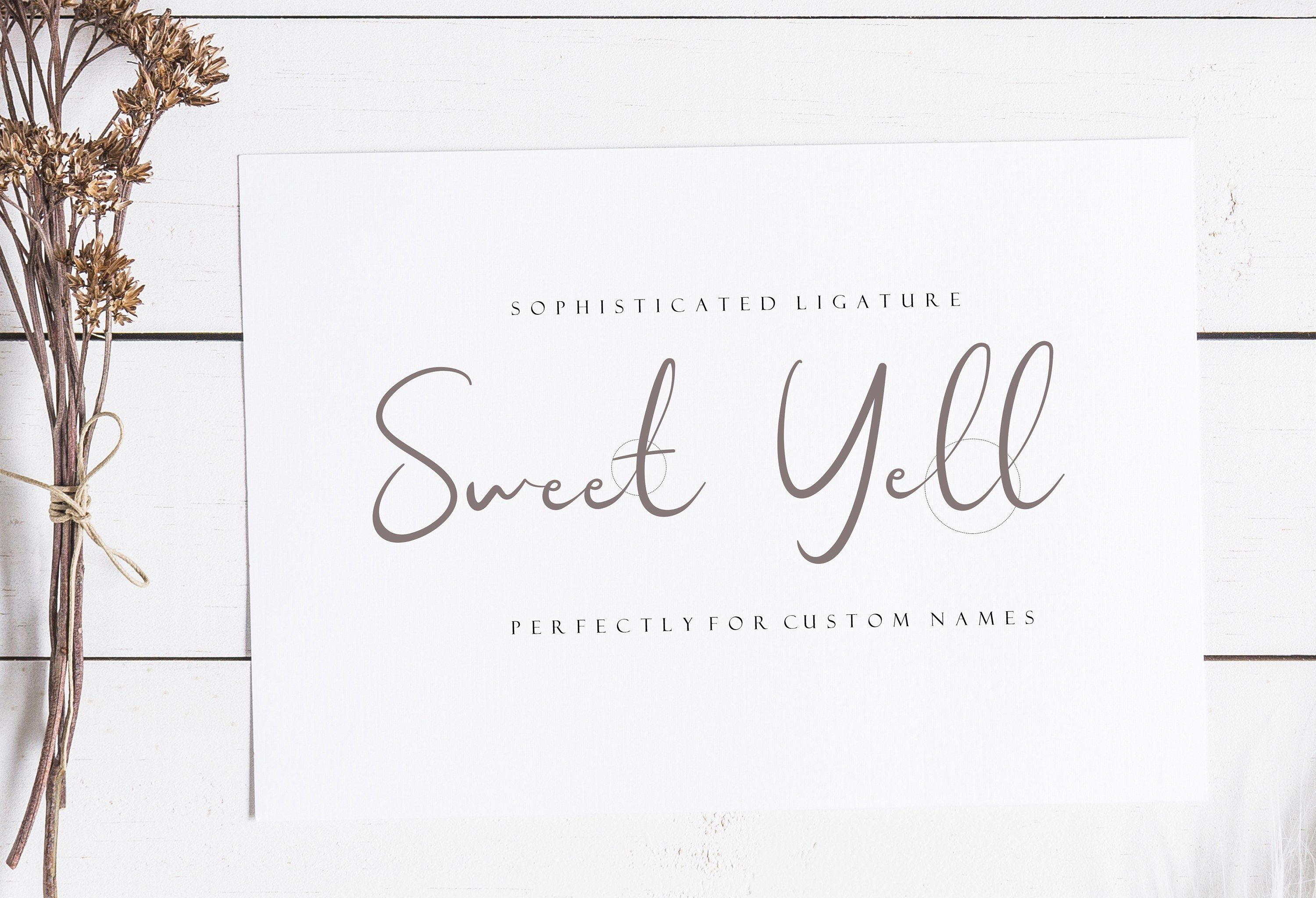 Sweet Yell A Fun Handwritting in 2020 Recipe book