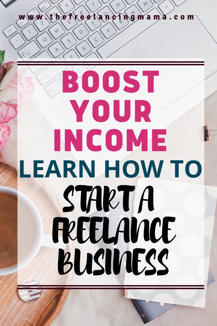 Starting A Freelance Business Is One Of The Best Ways To