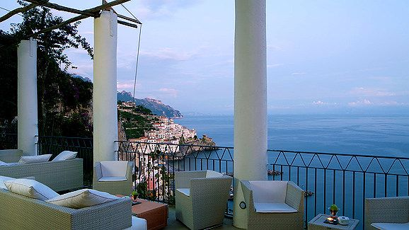 Grand Hotel Convento Di Amalfi in Amalfi, Italy - Hotel Travel Deals | Luxury Link