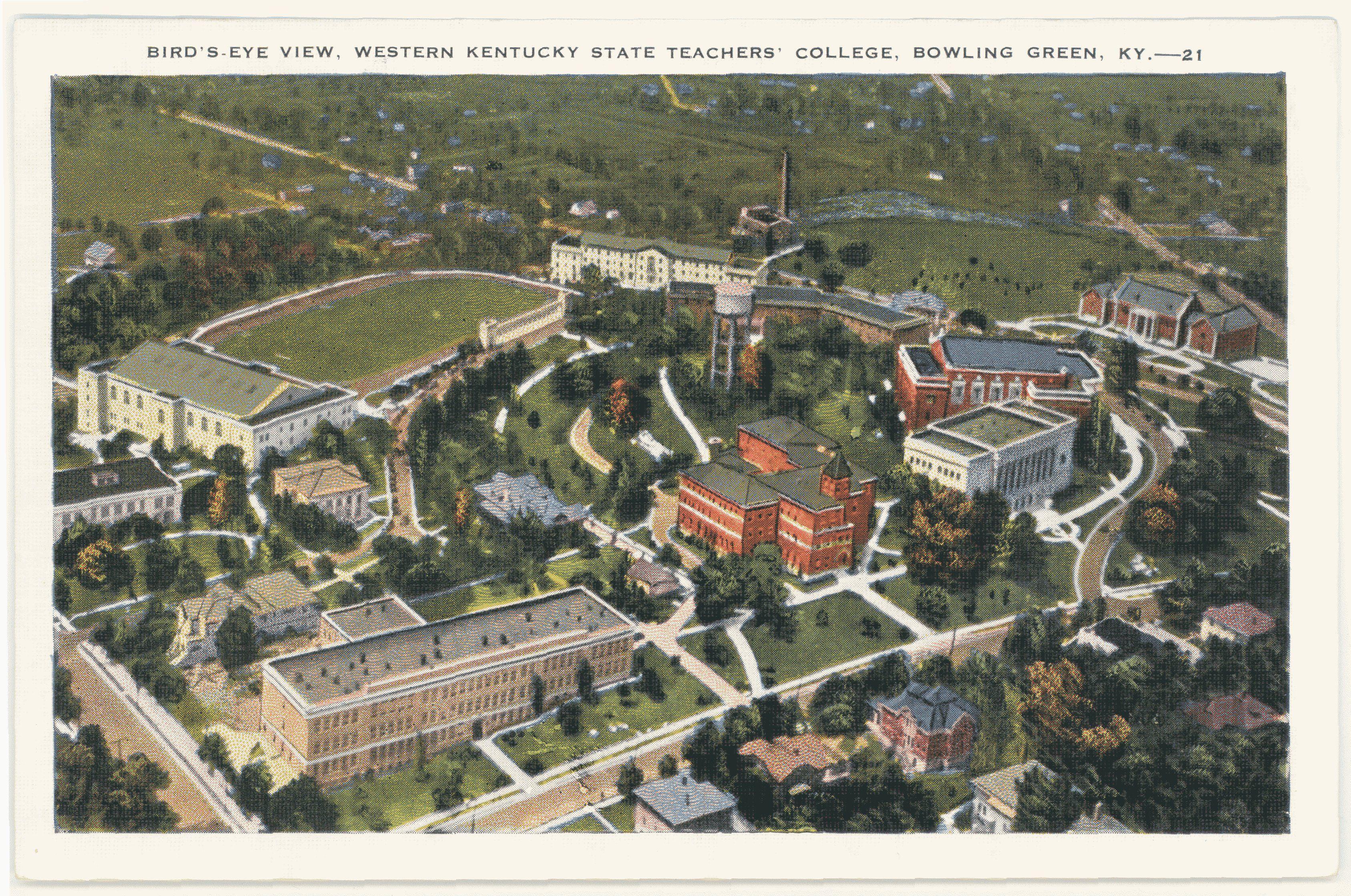 Bowling Green Kentucky Western KY State Teachers College