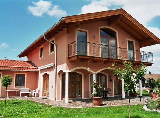 Isartaler Holzhaus - Holzhaus Villa Toskana