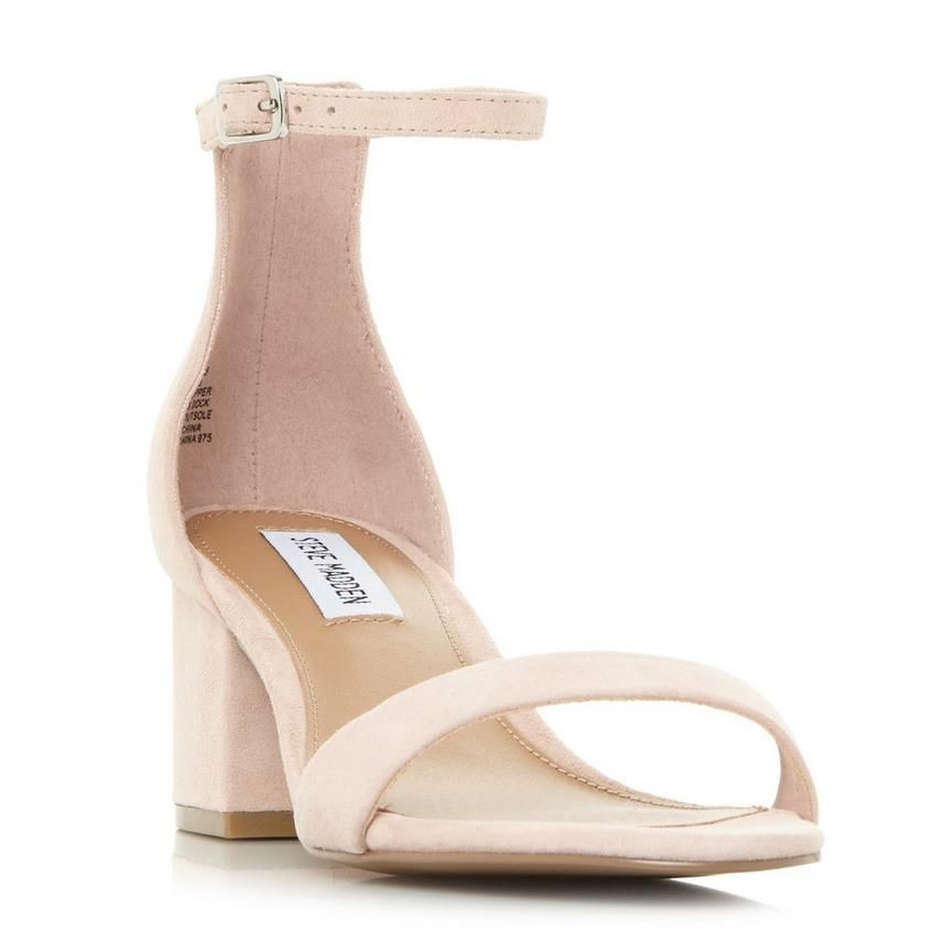353a0d6d6bcb NEW IRENEE SM - Two Part Mid Heel Sandal - pink