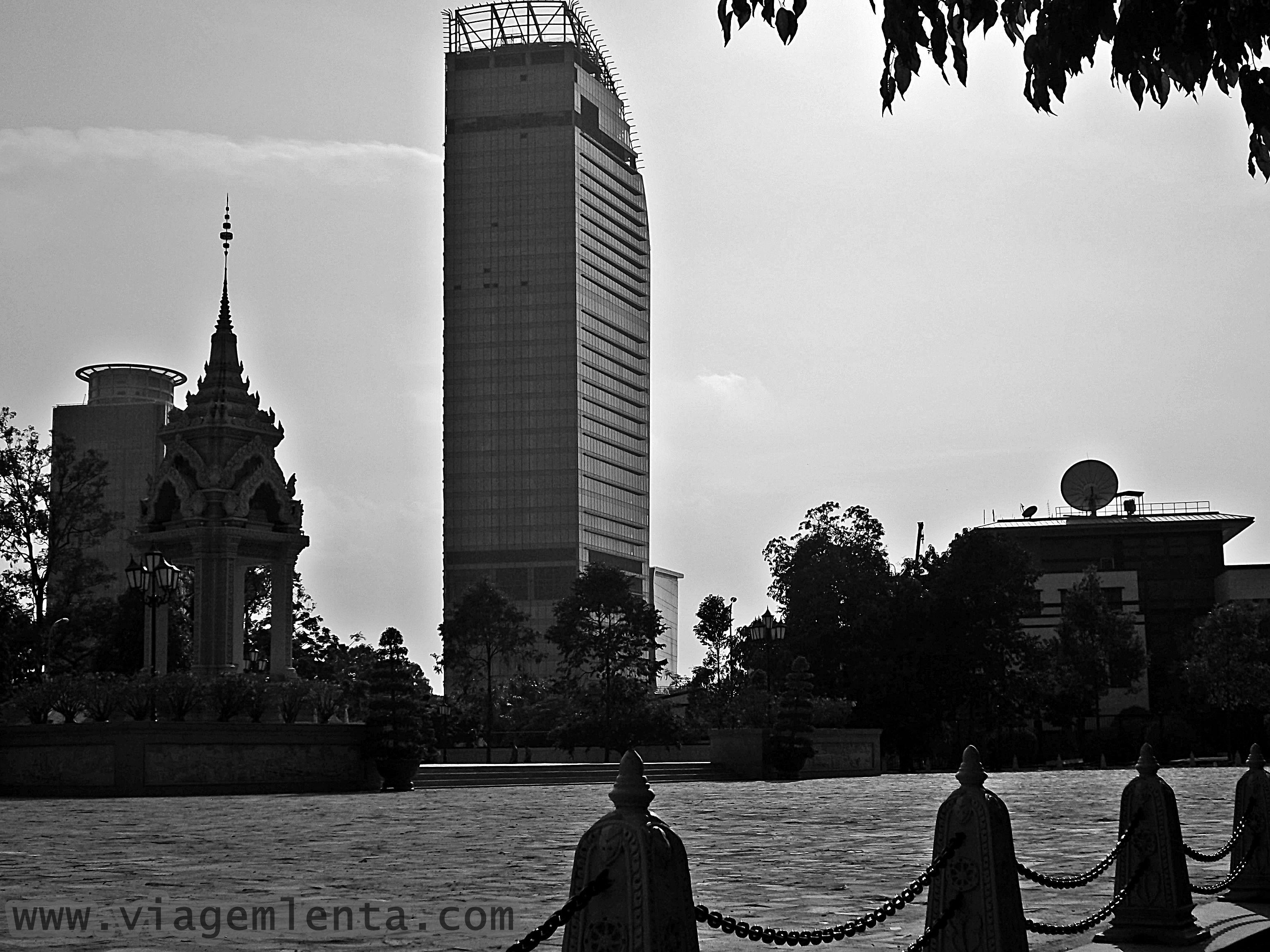 Phnom Penh, Camboja