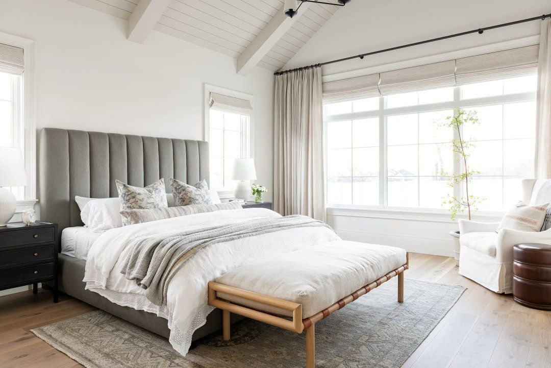 The McGee Home Master Bedroom Photo Tour in 2020