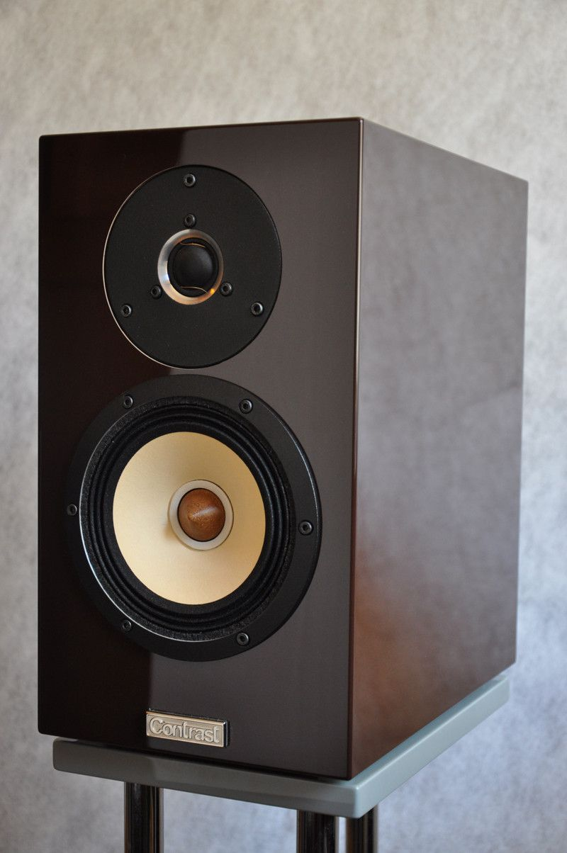 contrast audio model one as3 reference speakers | black moon, audio
