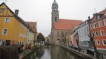 Amberg, Germany. We absolutely LOVE this place!