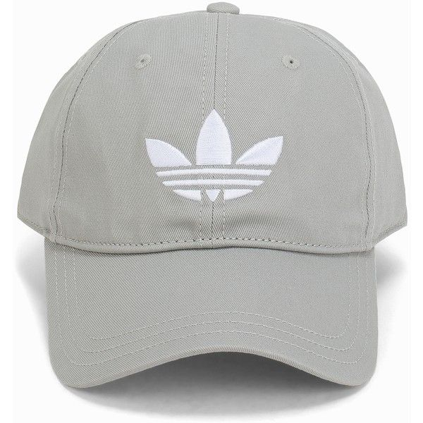 Adidas Originals Trefoil Cap ( 20) ❤ liked on Polyvore featuring  accessories a49900d84b7