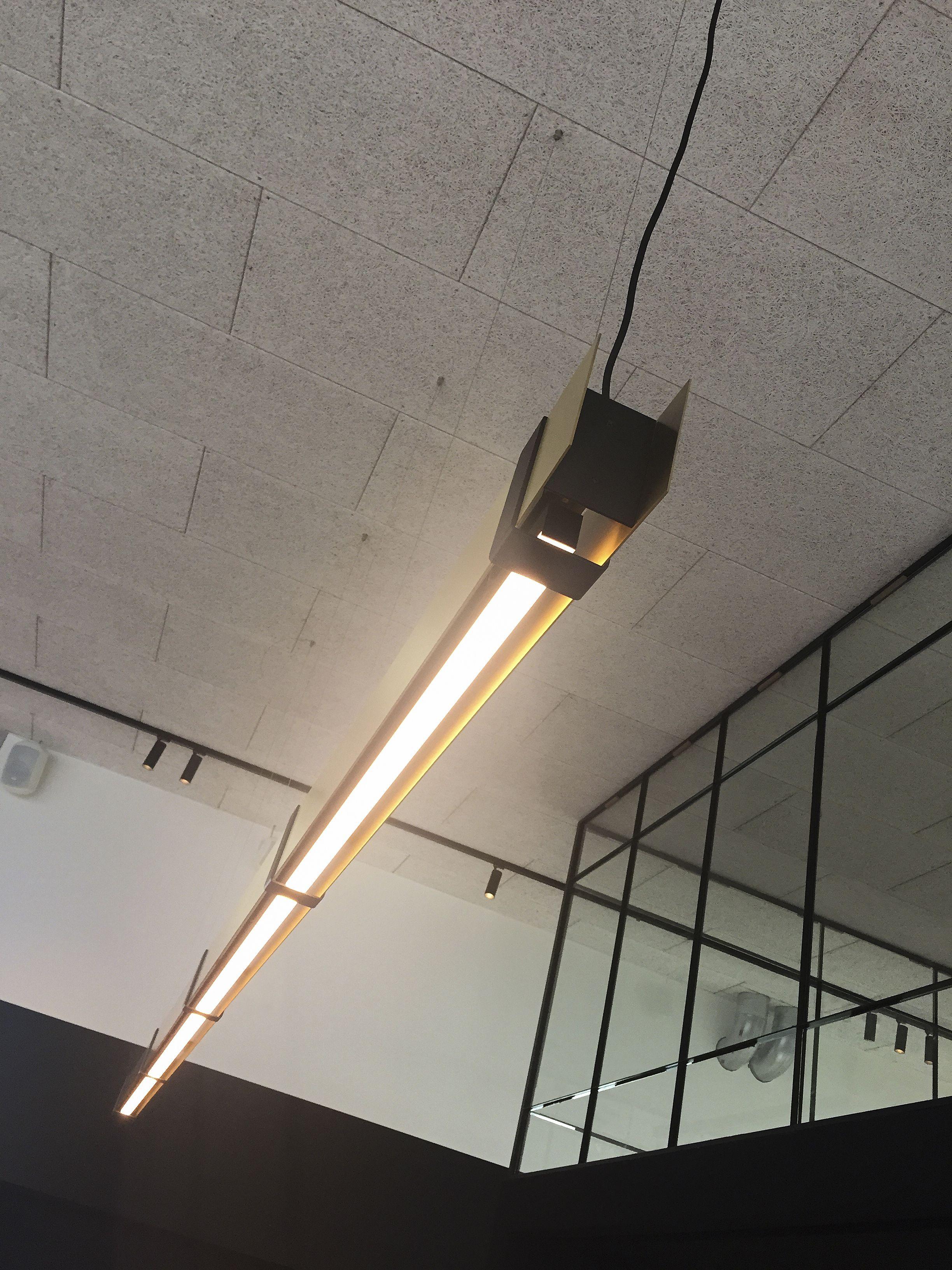 Mr Beam Dark Lighting Special Messing Profile Suspended