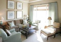 cómo decorar salones pequeños, ideas colocación de muebles