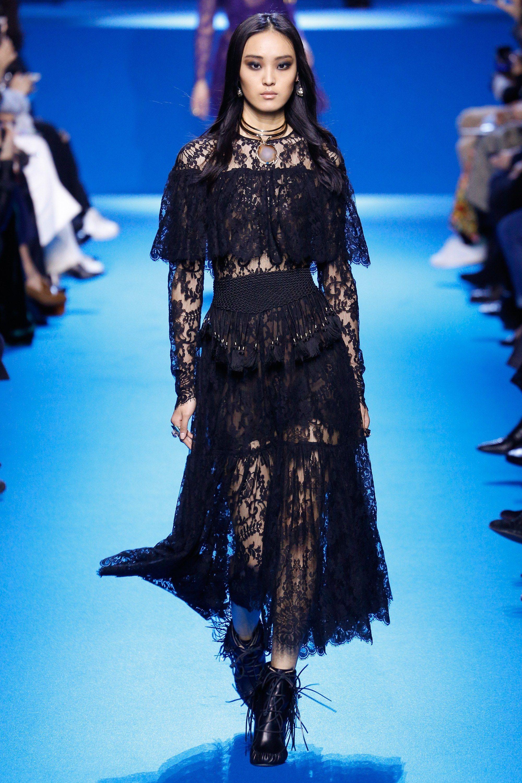Elie Saab Fall 2016 Ready-to-Wear Fashion Show