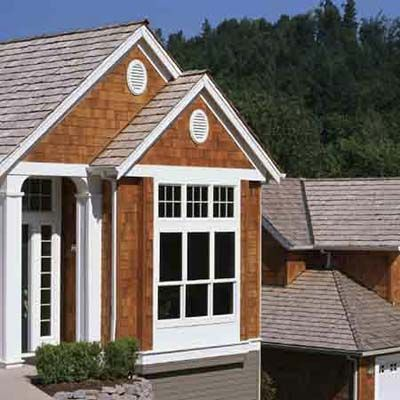 Best Fire Resistant Roofing And Siding Cedar Roof Building A 400 x 300