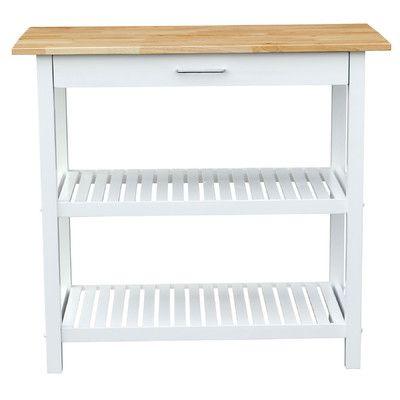 Best Casual Home Kitchen Cart Reviews Wayfair Stylish 640 x 480
