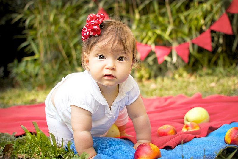 baby in the park | Flickr - Photo Sharing!