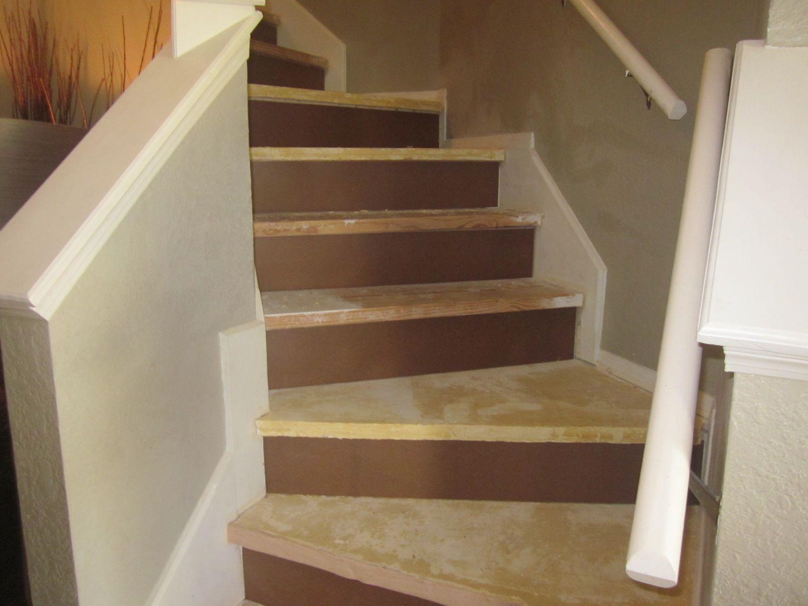 DIY   Stair Redo