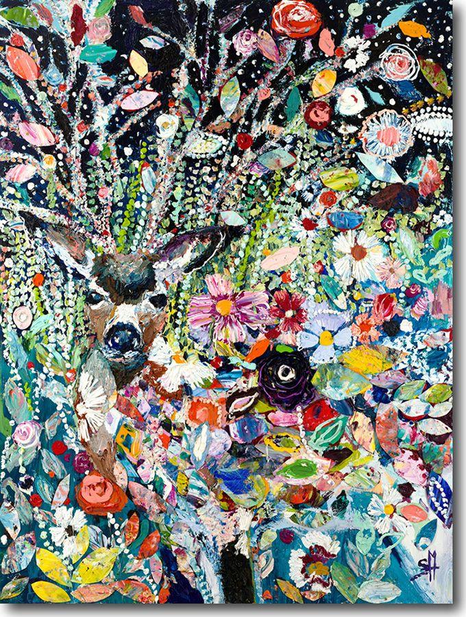 Hart in the Field by Starla Michelle Halfmann