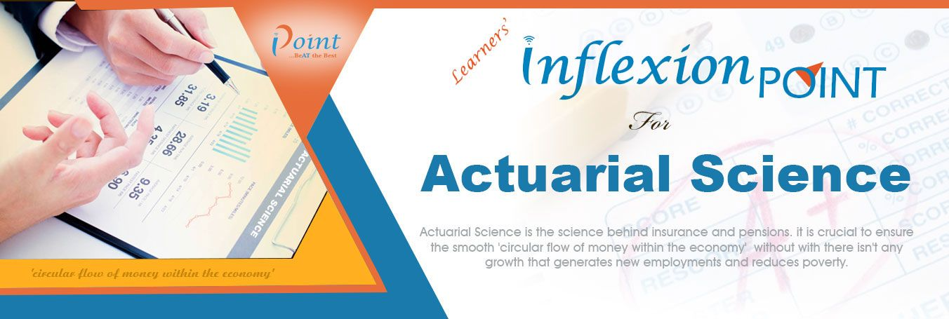 Born With The Vision To Become The Leading Actuarial Science