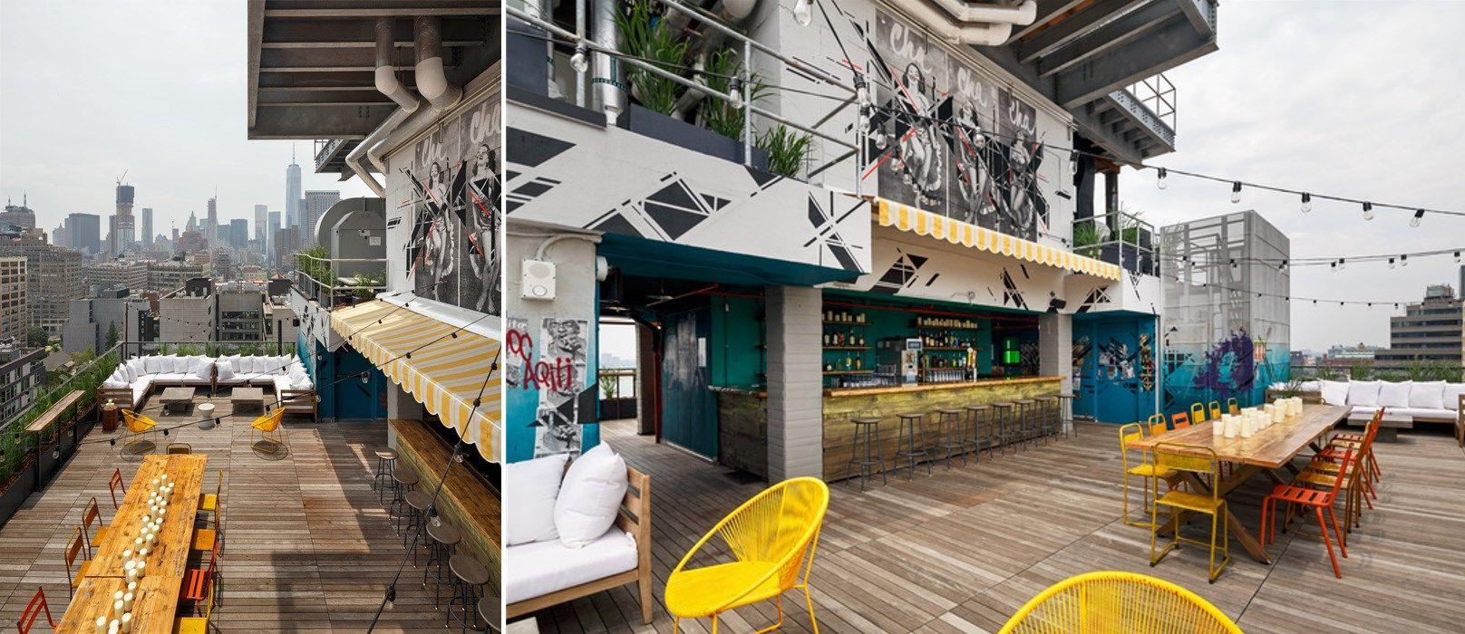 Hospitality Insatgram 3 Best Rooftop Bars Rooftop Bar New York Rooftop Bar
