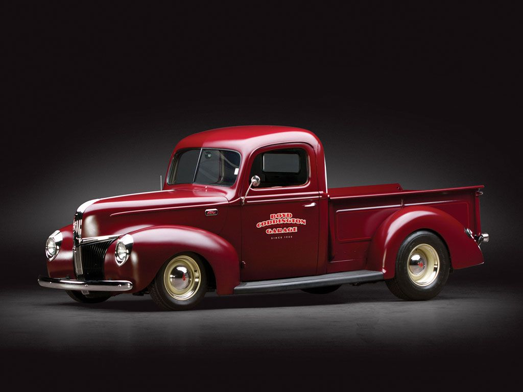 1956 chevy tattoo submited images pic2fly - 1941 Ford Pickup Custom By Boyd Coddington Sam Pack Collection 2014 Rm Auctions