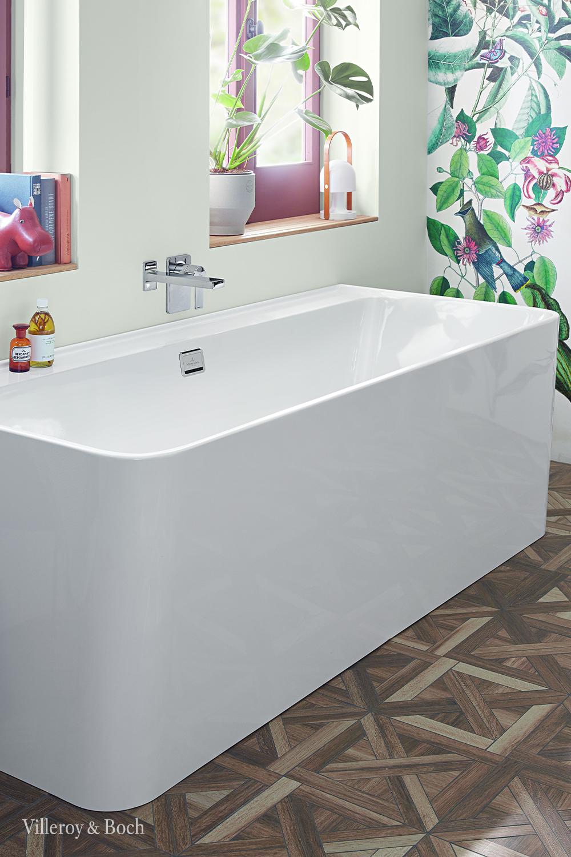 Pin Auf Bathtub Inspiration Villeroy Boch