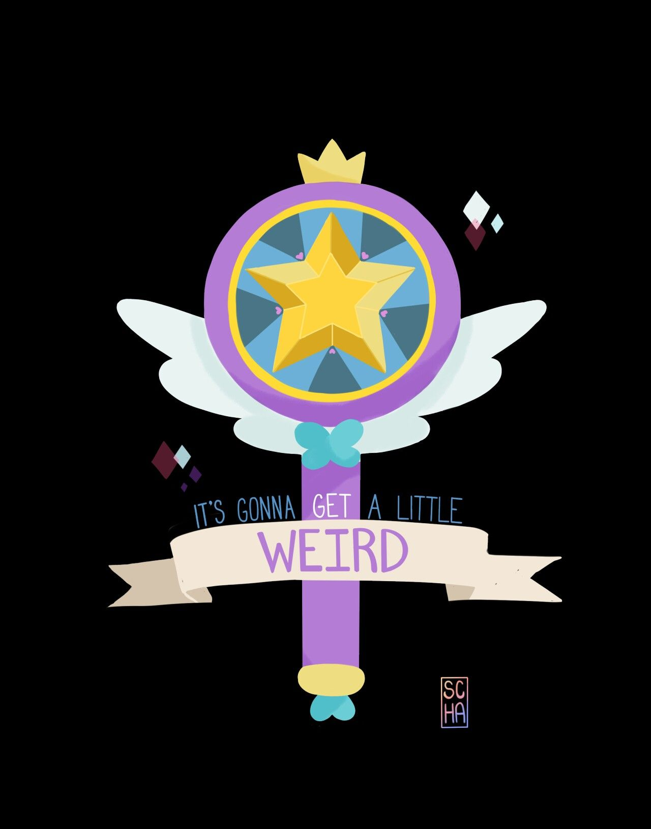 Star Vs The Forces Of Evil I Need This On A Sweatshirt Star Vs