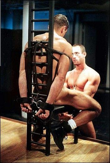 Gay tied tube
