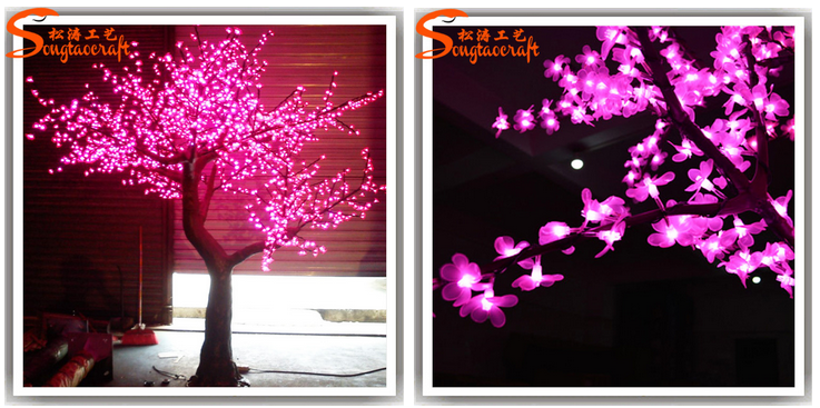 Led Artificial Cherry Blossom Tree With Led Lights Pu Cherry Flower Buy Light Up Cherry Blos Artificial Cherry Blossom Tree Cherry Flower Cherry Blossom Tree