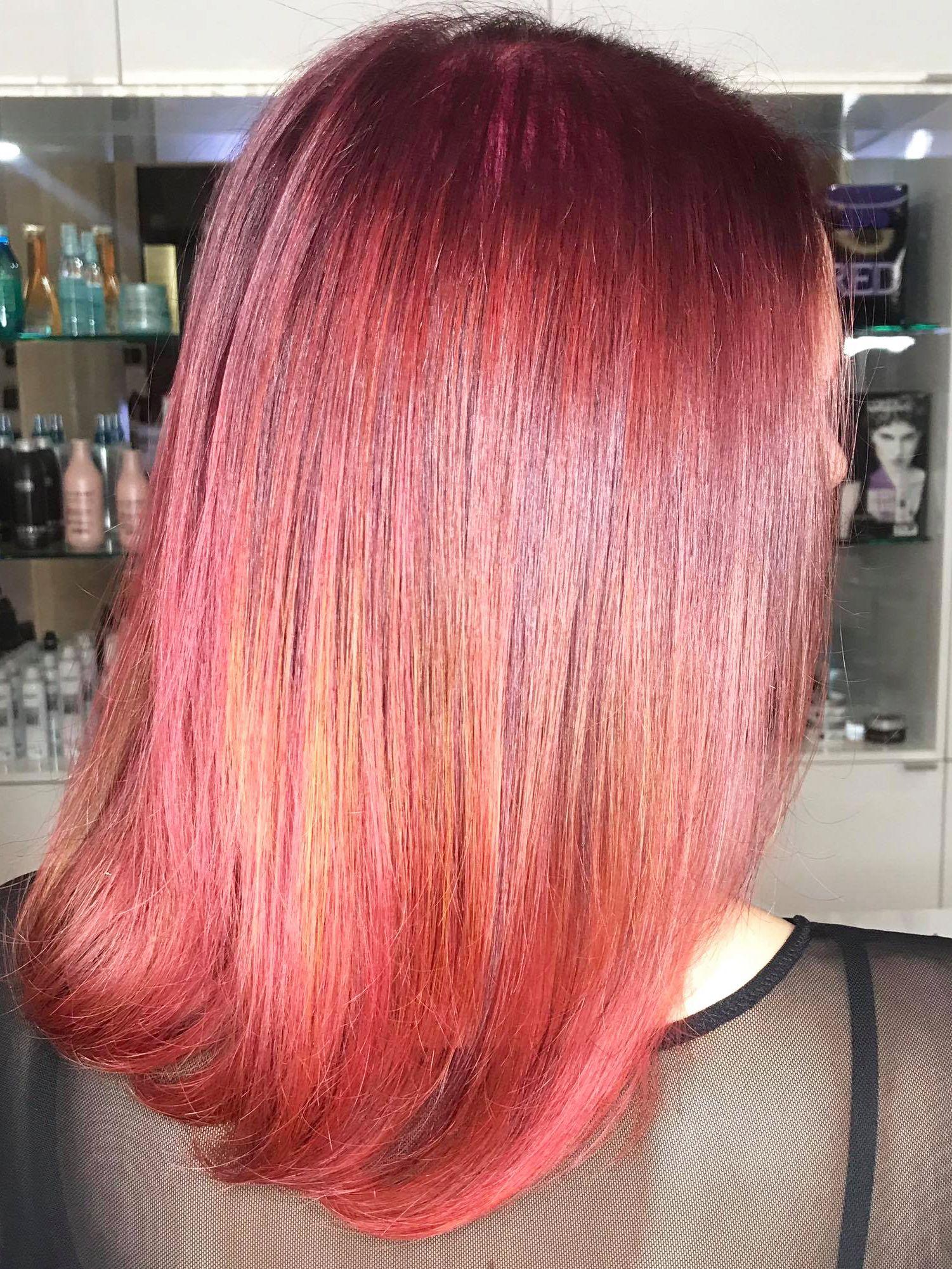 Hair Trends Pastel Friseur Berlin Haar Styling Langhaarfrisuren