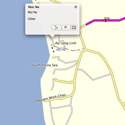 Mui Ne Vietnam Gps Map Garmin Vietnam Gps Map Garmin Http Www
