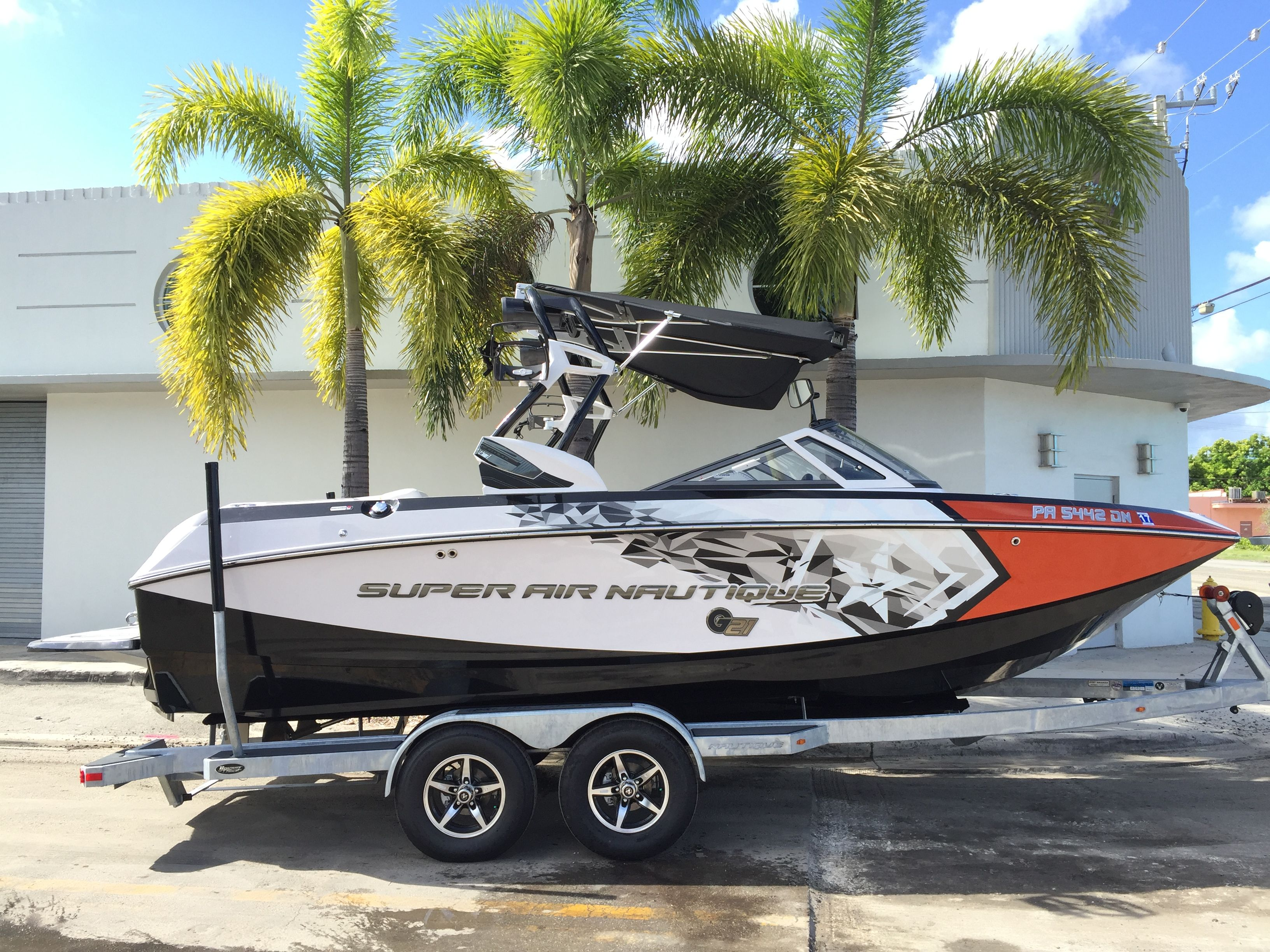 2015 Super Air Nautique G21 Find more boats here Boat