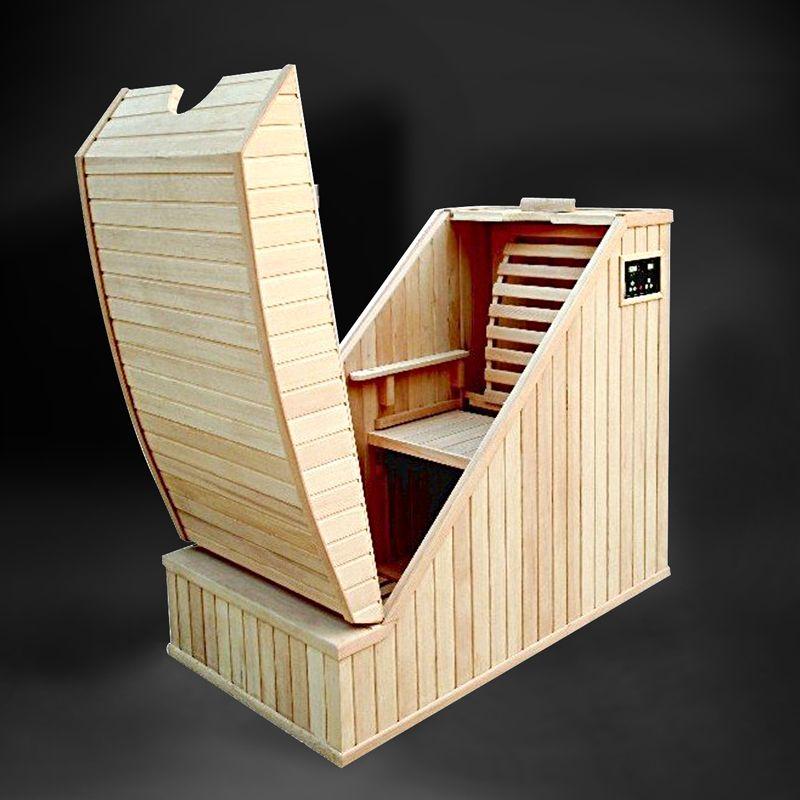 Cabina Sauna Ideas Hogar Pinterest Saunas - Cabina-sauna