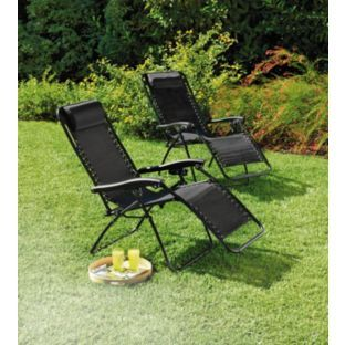 Buy Reclining Sun Loungers - Set of 2 at Argos.co.uk - Your & Buy Reclining Sun Loungers - Set of 2 at Argos.co.uk - Your Online ... islam-shia.org