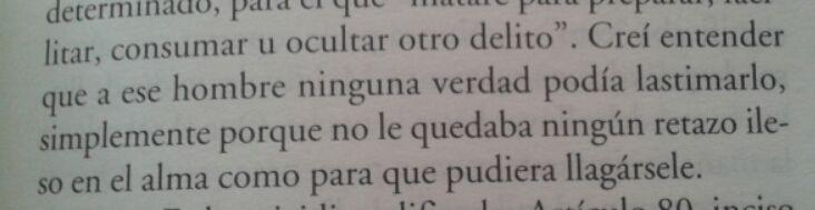 La pregunta de sus ojos, Eduardo Sacheri