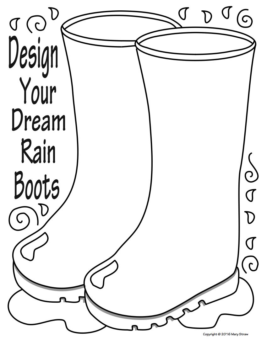 art enrichment everyday april activity coloring pages miss brittany 39 s class weather. Black Bedroom Furniture Sets. Home Design Ideas