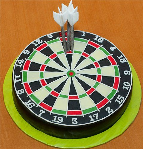 Pin By Consue Houpeo On Canlı Rulet Dartboard Cake Cake