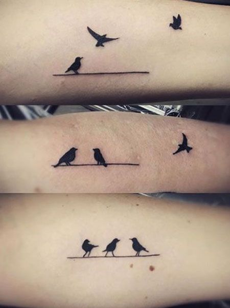 25 Meaningful Sister Tattoo Ideas | Quotes | Sibling ...